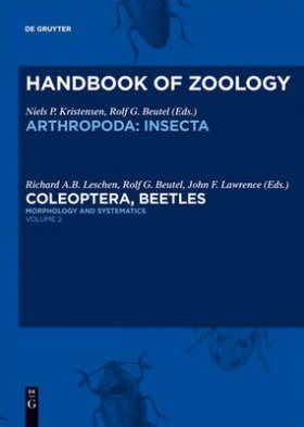 Handbook of Zoology, Volume 4/39: Coleoptera, Beetles, Volume 2