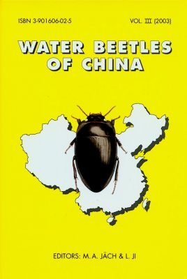 Water Beetles of China, Volume 3