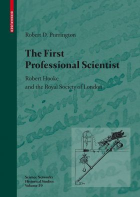 The First Professional Scientist