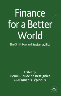 Finance for a Better World