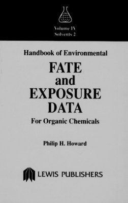 Environmental Fate and Exposure of Organic Chemicals, Volume 4