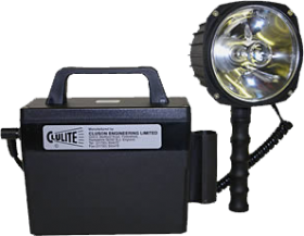 Cluson CB2 Clubman Deluxe High-Power Lamp/Torch