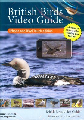 British Birds Video Guide iPhone and iPod Touch Edition
