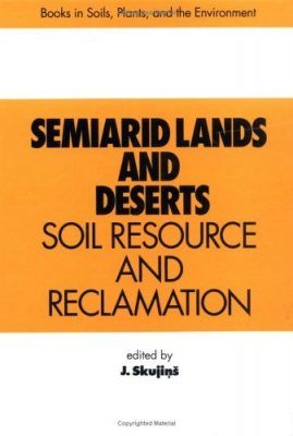 Semiarid Lands and Deserts