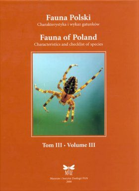 Fauna of Poland: Characteristics and Checklist of Species, Volume 3