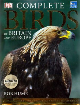 RSPB Complete Birds of Britain and Europe