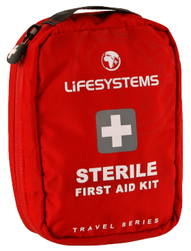 Lifesystems Sterile Travel First Aid Kit
