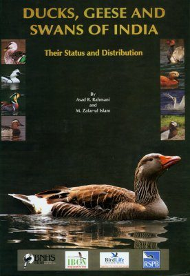 Ducks, Geese and Swans of India