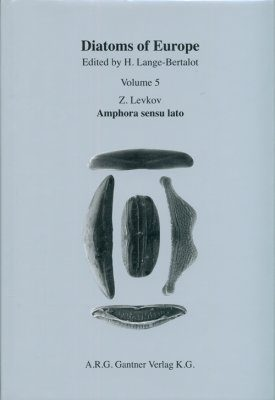 Diatoms of Europe, Volume 5: Amphora sensu lato