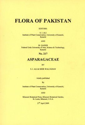Flora of Pakistan, Volume 217: Asparagaceae