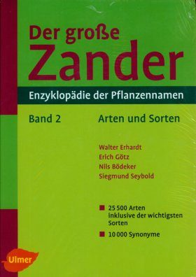 Der Grosse Zander (2-Volume Set)