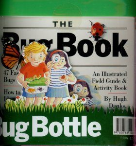 The Bug Book and Bottle Kit