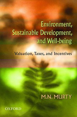 Environment, Sustainable Development and Well-being