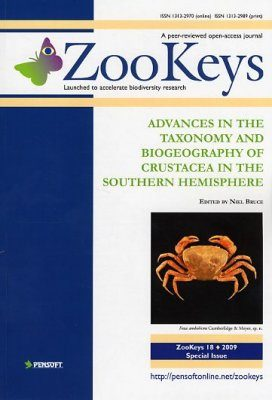 ZooKeys 18: Advances in the Taxonomy and Biogeography of Crustacea in the Southern Hemisphere