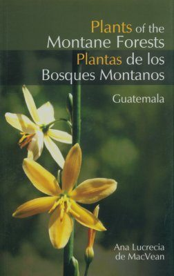 Plants of the Montane Forests / Plantas de Los Bosques Montanos: Guatemala