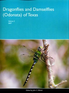 Dragonflies and Damselflies (Odonata) of Texas, Volume 2