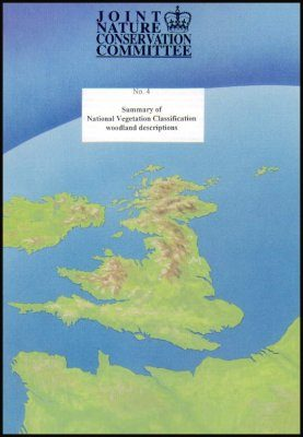 Summary of National Vegetation Classification Woodland Descriptions