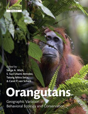 Orangutans: Geographic Variation in Behavioral Ecology and Conservation