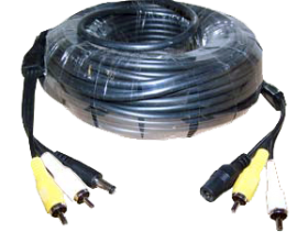 Audiovisual Extension Cable