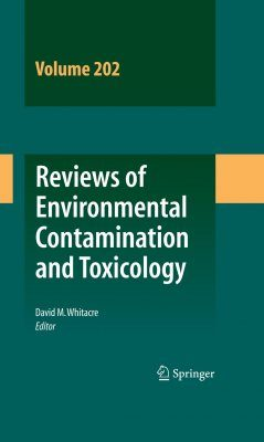Reviews of Environmental Contamination and Toxicology, Volume 202