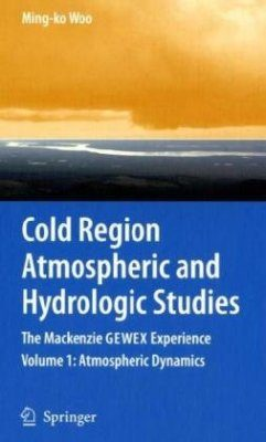Cold Region Atmospheric and Hydrologic Studies