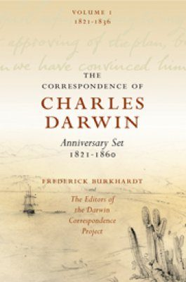 The Correspondence of Charles Darwin (8-Volume Set)