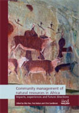 Community Management of Natural Resources in Africa