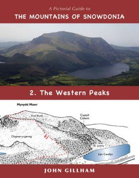 A Pictorial Guide to the Mountains of Snowdonia, Volume 2