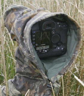 All-In-One Camera and Lens Cover