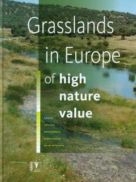 Grasslands in Europe of High Nature Value