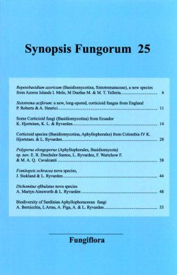 Synopsis Fungorum, Volume 25: Collected Papers