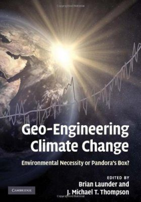 Geo-Engineering Climate Change