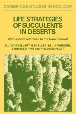 Life Strategies of Succulents in Deserts