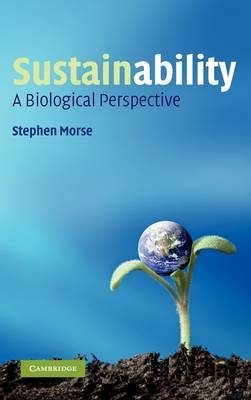 Sustainability: A Biological Perspective