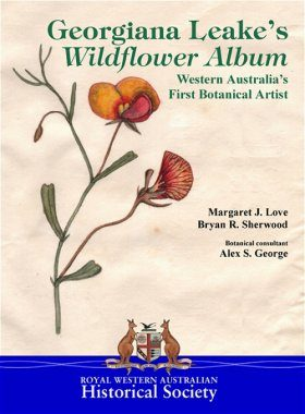 Georgiana Leake's Wildflower Album