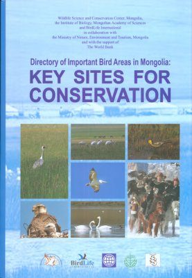 Directory of Important Bird Areas in Mongolia