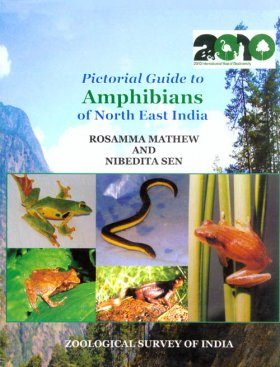 Pictorial Guide to the Amphibians of North East India