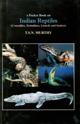 A Pocket Book on Indian Reptiles