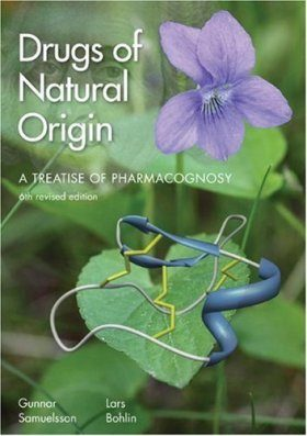 Drugs of Natural Origin: A Treatise of Pharmacognosy