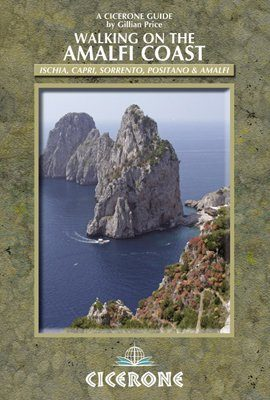 Cicerone Guides: Walking on the Amalfi Coast