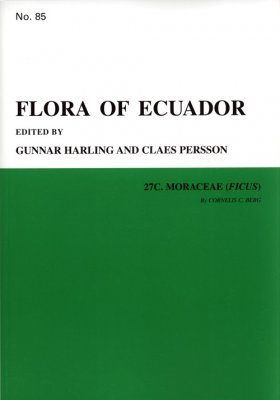 Flora of Ecuador, Volume 85, Part 27C: Moraceae (Ficus)