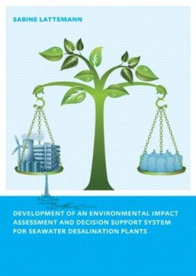 Development of an Environmental Impact Assessment and Decision Support System for Seawater Desalination Plants