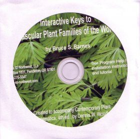 Interactive Keys to Vascular Plant Families of the World