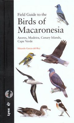 Field Guide to the Birds of Macaronesia