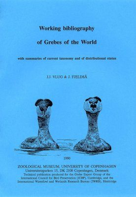 Working Bibliography of Grebes of the World with Summaries of Current Taxonomy and of Distributional Status