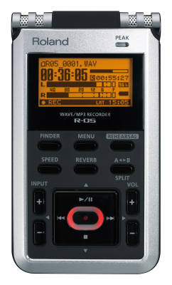 Roland R-05 Stereo Recorder