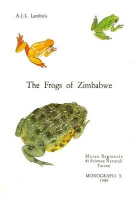 The Frogs of Zimbabwe