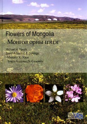 Flowers of Mongolia