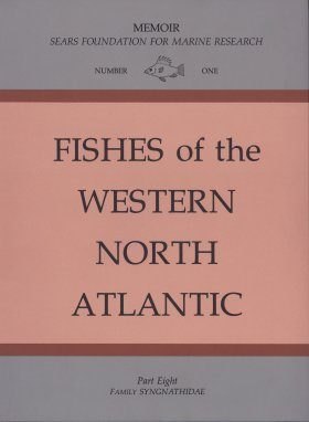 Fishes of the Western North Atlantic, Part 8