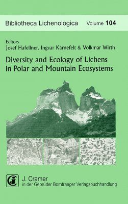 Diversity and Ecology of Lichens in Polar and Mountain Ecosystems